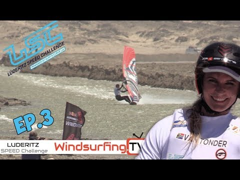 Ep.3 – PB and National Record  – Luderitz Speed Challenge