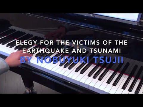 Nobuyuki Tsujii-Elegy For The Victims Of The Earthquake And Tsunami