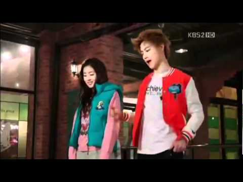 Dream High 2 (드림하이 2) - I Need a Girl (JB and Kang Sora) [Episode 4 CUT]