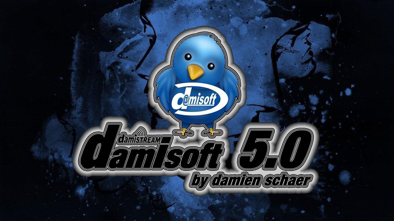 Damisoft 5.0 Media Center 2018 #1