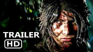 PS4 - Shadow of the Tomb Raider Official Trailer (2018)
