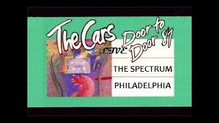 The Cars LIVE In Philadelphia 1987 REMASTERED