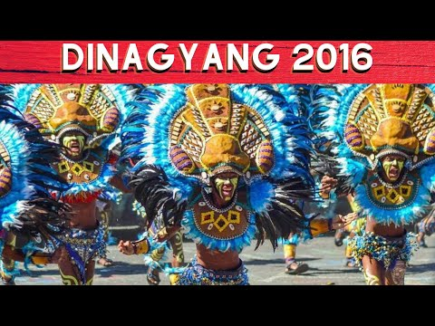 Dinagyang Festival 2016 Opening salvo Tribu Paghidaet - Philippines Travel Site
