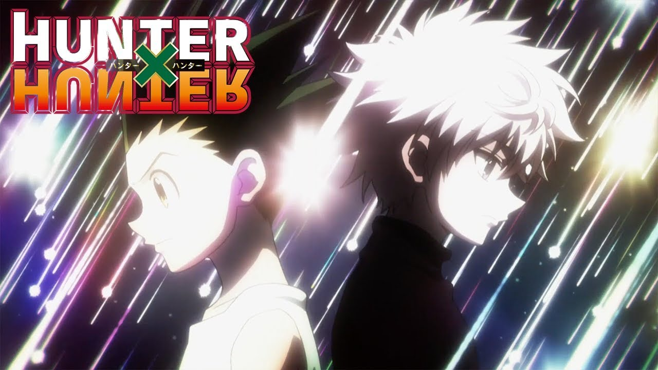 Hunter X Hunter Ending 4 Nagareboshi Kirari Youtube