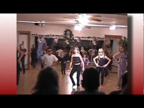 'Angelic Attitude!' ---  Daycare 'Jazz' Dance