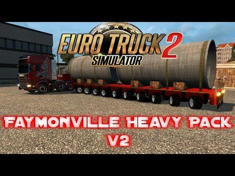 Faymonville Heavy Pack v2 |