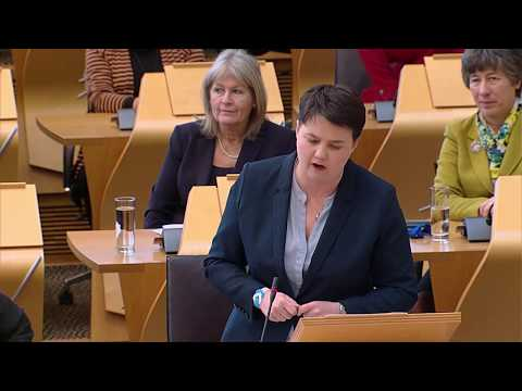 First Minister's Questions - 1 February 2018