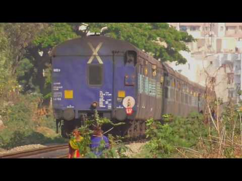 28March2017; Nagercoil Bangalore Express