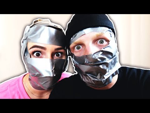 INSANE DUCT TAPE CHALLENGE!