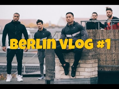 Berlin Vlog #1 - Shooting und Videodreh neue Kollektion - BAK TO GYM