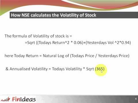 Volatility Calculation - The Best Way To Understand Historical Volatility