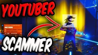 """YouTuber"" M'a escroqué! EXPOSED (Scammer Gets Scammed) Fortnite Save The World"