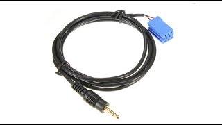 Розпакування, 3$, AUX-кабель для автомагнітоли