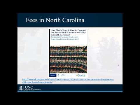 Webinar: Update on Water Utility Authority to Charge Impact Fees and other Upfront Charges