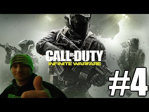 Call of Duty Infinite Warfare Gameplay Playthrough #4 - Operation Burn Water (PC)