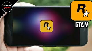 ||GTA V ROCKSTAR GAMES APK||HOW TO DOWNLOAD REAL GTA 5 GAME ON ANDROID||REAL||APK+DATA||