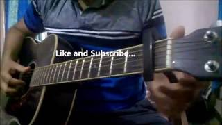 Uska Hi Banana Guitar Lesson | Accurate Chords | Arijit Singh | 1920 Evil returns