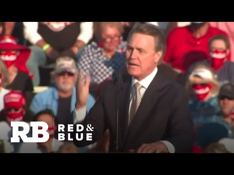 Georgia GOP Senator David Perdue refuses to debate during runoff campaign