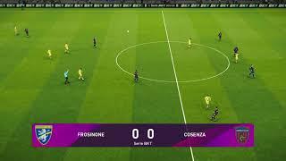 Frosinone vs Cosenza - BeSports: il Campionato Ufficiale della Serie B