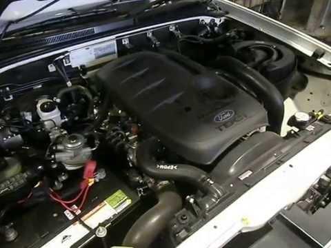 Wrecking 2008 Ford Ranger Engine 3 0 Manual J14948