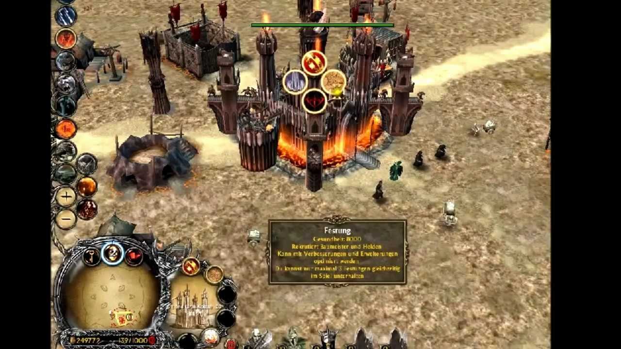 Edain mod 3. 8. 1 multiplayer goblins/dwarves vs imladris/angmar.