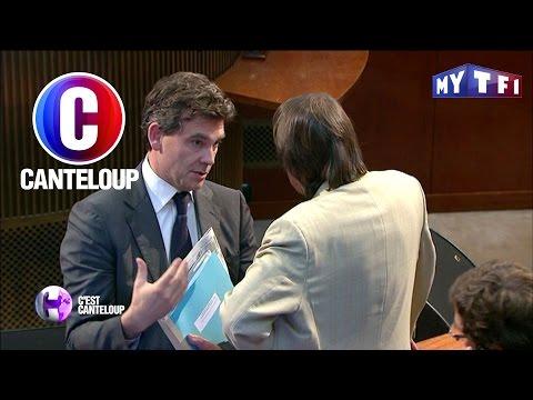 C'est Canteloup - Le Slip Made in France d'Arnaud Montebourg