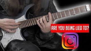 Fake Guitar Playing - It needs to STOP!