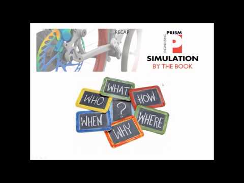 2013-01-30 Simulation by the book - Episode 2 - Prism Engineering, Inc.