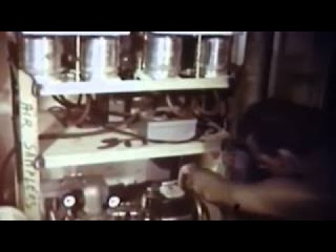Nuclear Weapons Tests: Operation Hardtack Structural vesves Materials 1958 Documentary WDTV