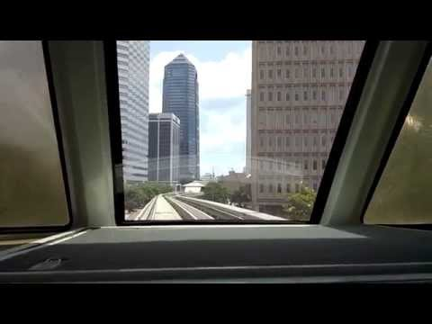 Jacksonville Skyway Trip Around Town