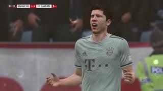 Bundesliga Highlights HD       1.FSV Mainz 05 vs Bayern München      (27.10.2018)
