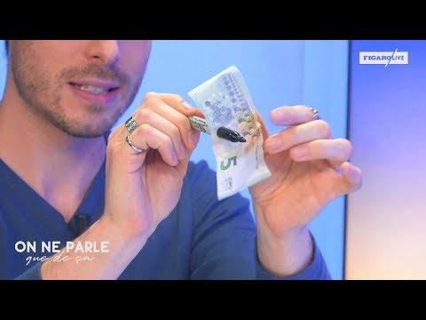 Luc Langevin, le maître de l'illusion, dévoile une part de sa magie sur Figaro Live