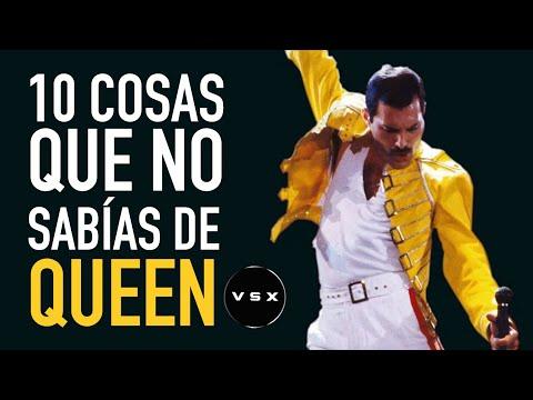 La historia y vida de Queen y Freddie Mercury