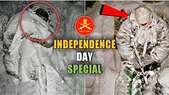 Independence Day Special - Life Of A Soldier At Siachen Glacier | Indian Army Soldiers In Siachen