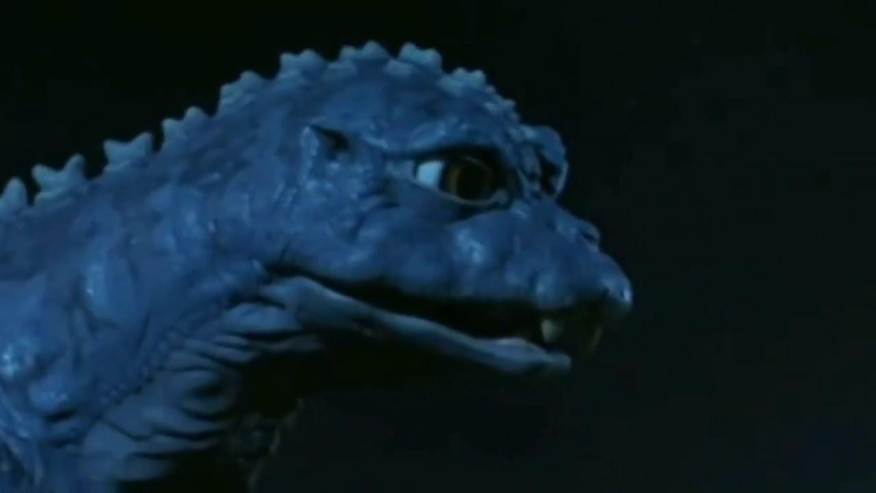 Godzilla Junior in 3 Godzilla Movies