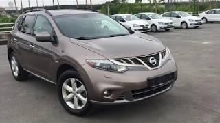Видеопрезентация автомобиля Nissan Murano