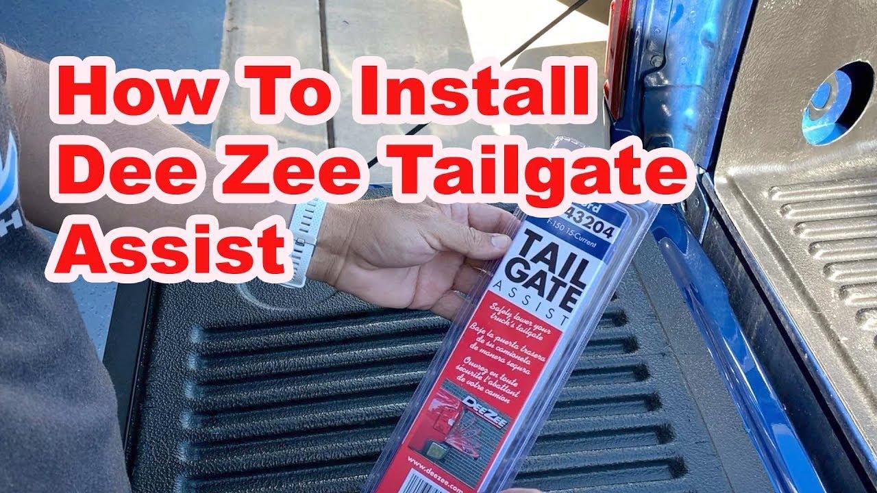 Dee Zee Tailgate Assist Shock DZ43204