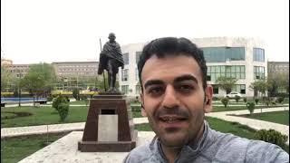 Աջափնյակում գաղտագողի կանգնեցվել է Հայոց ցեղասպանությունը ողջունող Մահաթմա Գանդիի արձանը