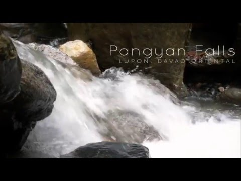 Pangyan Falls - Lupon Davao Oriental - Philippines - Sony A5000
