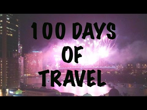 100 Days of Travel: A Catch Up So Far