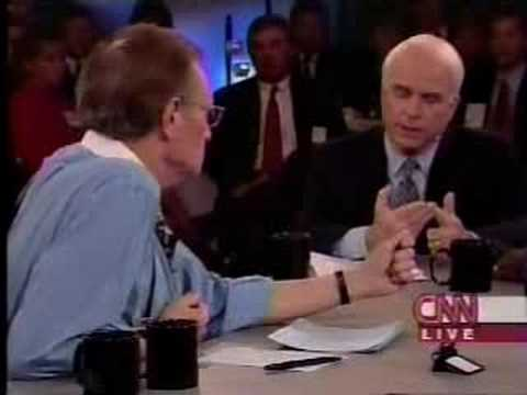 McCain Prescient on Russia and Putin: 2000