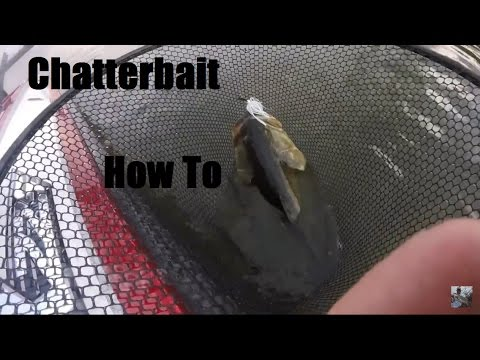 Lake Fork Bass Fishing Chatterbait: How To