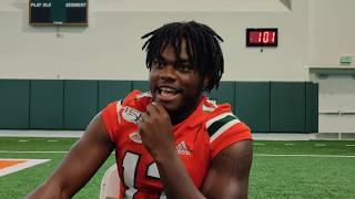 Dee Jay Dallas Why do you love the Canes so much???