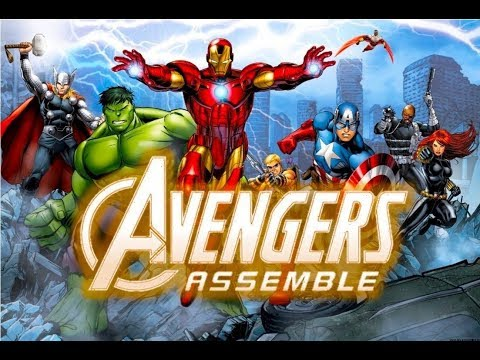 Avengers Assemble - Just Gettin Started