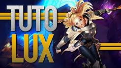 TUTO LUX - COMMENT CARRY EN BRONZE/SILVER ? - League of Legends FR
