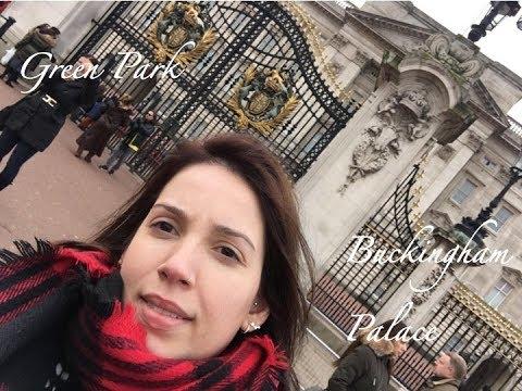VLOG Green Park/Buckingham Palace