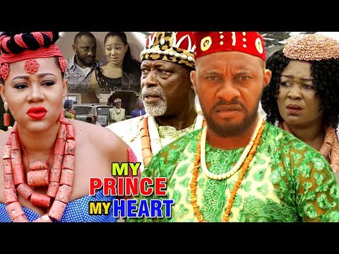 My Prince My Heart 3&4 - Yul Edochie 2018 Latest Nigerian Nollywood Movie ll Trending African Movie