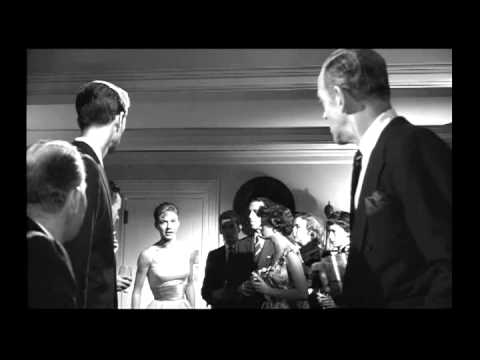 1959 On the Beach movie: classic scene about background radiation levels