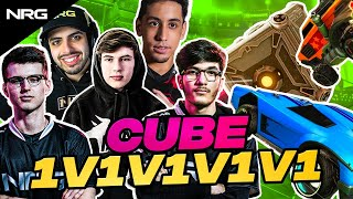 Who's the best Rocket League Cube Player in NRG?