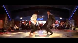 Незабываемый танец Умы Турман и Джона Траволты